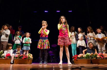 foto bambini cantamonte